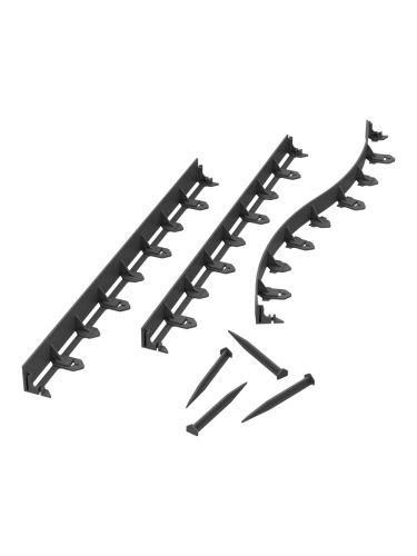 Rasenkante Multi-Edge FLEX 7cm biegsam